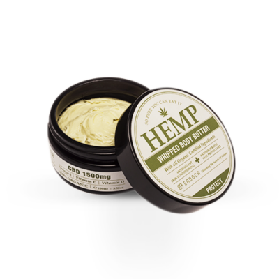 cbd-oil-hemp-whipped-body-butter-opened-with-lid-from-endoca.com2
