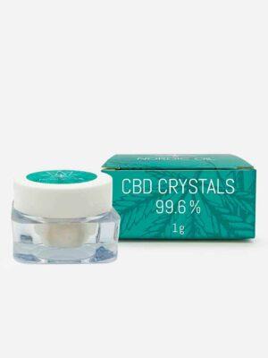 CBD krystaller med 996mg CBD