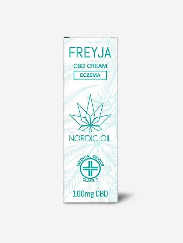 Freyja CBD creme mod eksem